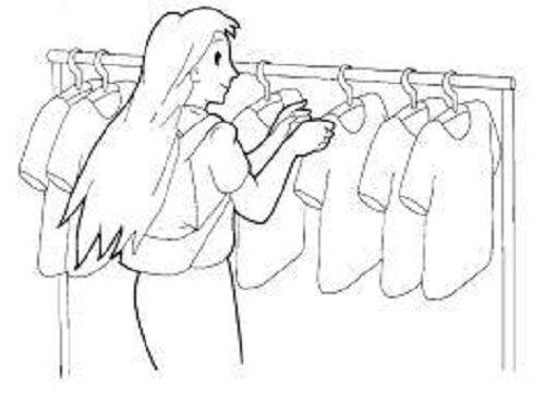 Melanie's resale clothing
