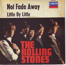 ROLLING STONES  Not Fade Away & Little By Little  PICTURE SLEEVE 45 NEW RARE