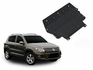 Protection sous moteur ACIER pour VW TIGUAN 2008-2016 + AGARFE