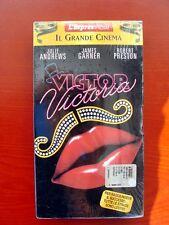 VHS.03) VICTOR VICTORIA - L'ESPRES SHOW (L'ESPRESSO)