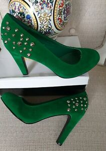 Women Round Toe Shoe Ladies Thick Heel Fashion Female Trend of Ultra High Heel