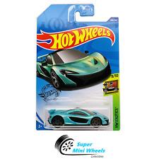 Hot Wheels McLaren P1 (Magic Green) HW Exotics 9/10 2020 H Case #149