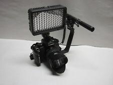 Pro 1D X AZ SM-2L SR stereo mic video light for Canon 5D 5DS 5DSR II 5D Mark IV
