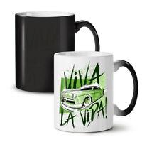 Speed Old School Life Car NEW Colour Changing Tea Coffee Mug 11 oz | Wellcoda