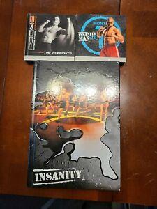 Beachbody DVD Lot Insanity - P90X3 - Insanity Max:30 Shawn T and Tony Horton