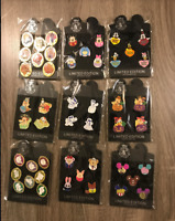 Disney TRADING PINS! Brand New Booster Sets- Choose Your SET (100% Trade-able)