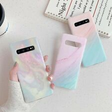 Pattern Gradient Marble Fashio Phone Case Cover For Samsung S10Plus S8 S20 Note8