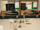 LOT 2 RENISHAW MP3 MEASURE TOUCH PROBES in CASE w INSTRUCTION & PARTS ACCESORIES
