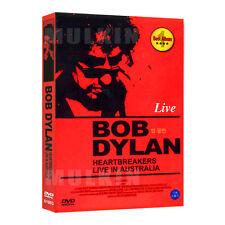 BOB DYLAN - Heartbreakers Live In Australia (1986) DVD (New *Sealed *All Region)