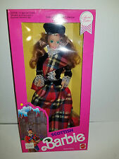 Special Edition Scottish Barbie