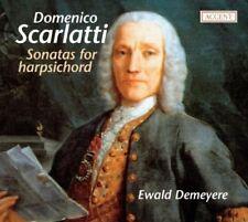 Demeyere - Sonatas for Harpsichord [CD]