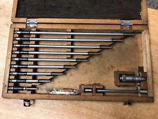 Mitutoyo Inside Micrometer Set 141 133