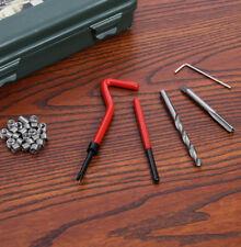 25pcs/set Helicoil Restoring Thread Repair Tools Wire Insert Kit M6 x 1.0x 8.0m
