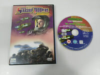 STARSHIP TROOPERS ATAQUE SKINNIES DVD + EXTRAS ESPAÑOL ENGLISH GERMAN
