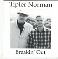 (FG80) Tipler Norman, Breakin' Out - 2014 DJ CD