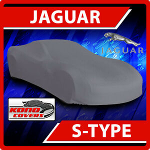 [JAGUAR S-TYPE] CAR COVER - Ultimate Full Custom-Fit All Weather Protection