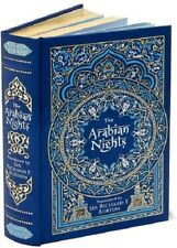The Arabian Nights 1001 Barnes and Noble Leatherbound Classic Leather Bound Book