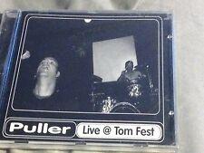 Live at Tom Fest by Puller (CD, Aug-1999,SEALED