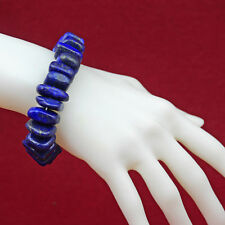 "Bracelet Lapis Lazuli "" Good Quality "" Afghanistan Precious Stone Necklace"