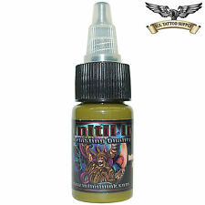 Infinitii Tattoo Ink 1/2 oz - Army Green