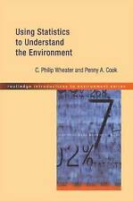 Using Statistics to Understand the Environment (Routledge-ExLibrary