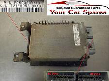 Chrysler Neon ECU 2.0 Manual