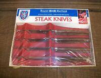 Regent Sheffield Steak Knives - Boxed Set of 4