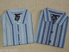 Mens Champion Traditional Summer Weight Nightshirt Five Sizes X Large 44-46 Dark Blue Stripe