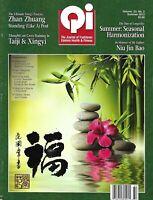Qi Magazine Dao of Longevity Ultimate Energy Exercise Thought and Crosstraining