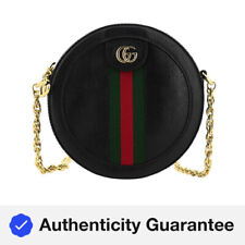 Gucci Ophidia Mini Redondo Bolso De Hombro 550618 CWG1G 1060