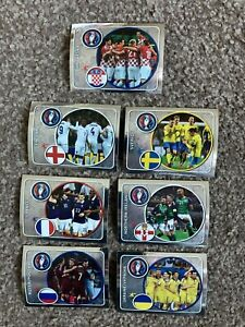 Panini euro 2016 stickers x 367 all different
