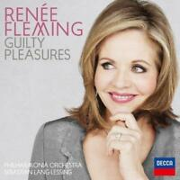 Renée Fleming Philharmonia Orchestra Sebastian Lang-Lessing - Guilty Pl (NEW CD)