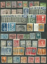 Netherlands 1852- (3 pages) from an old collection mostly good used (2036)
