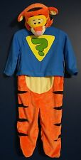 New Disney Store SUPER SLEUTH TIGGER Pooh Toddler Infant Costume 12 Months