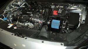 Injen SP Polish Short Ram Air Intake Kit for 2018-2020 Honda Accord 1.5L Turbo