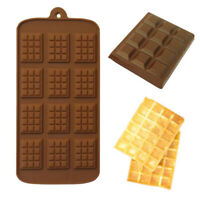 DIY Silicone Chocolate Mould Cake Decorating Moulds Candy Cookies Baking Mold YK
