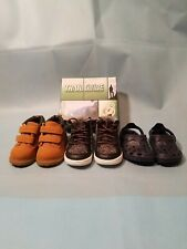 GARANIMALS TODDLER High top sneakers Trail Work Boots and Water Shoes sz 4 US