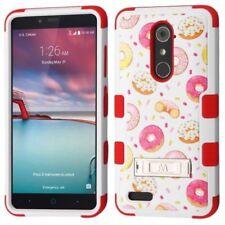 Fundas y carcasas color principal multicolor para teléfonos móviles y PDAs ZTE