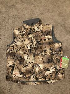 Sitka Fahrenheit Vest XXL Optifade Waterfowl Marsh New With Tags