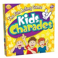 Cheatwell Games - Kids Charades Fun Acting Game