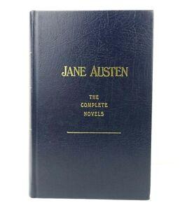 Jane Austin The Complete Novels Hardback Vintage 1997 BCA 6 Novels