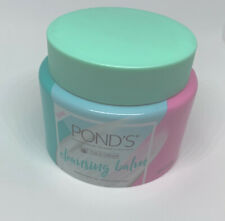 POND'S Makeup Remover Cleansing Balm Cold Cream Moisturizer Easy Rinse Hb 1