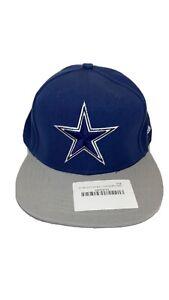 NFL Dallas Cowboys Logo Football Embroidered Ball Cap Baseball Hat New