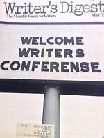 Writer's Digest Magazine Writer's Conferese May 1975 100517NONRH2