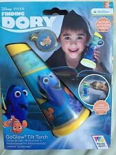 Disney Pixar Finding Dory Go Glow Tilt Torch - Motion Activated
