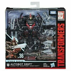 Transformers Studio Series 36 Autobot Drift & Dinobot 'Tops' Class Action Figure