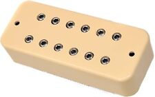 DiMarzio DP209 Super Distortion P90 Ceramic Humbucker Bridge Pickup, Cream, NEW!