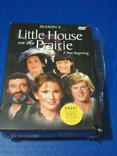 Little House on the Prairie Season 9: A New Beginning DVD Boxed Set