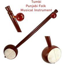 More details for indian handmade punjabi folk instrument ektara string tumbi toombi