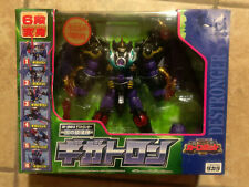 TRANSFORMERS RID Takara 2001 - DESTRONGER - GIGATRON 6 Changer D-001